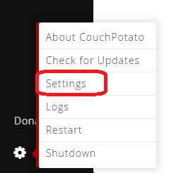 Usenet automation with Couchpotato
